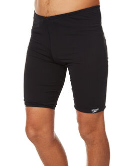 BLACK MENS CLOTHING SPEEDO SWIMWEAR - 12C66-0001BLK