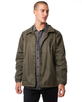 OLIVE MENS CLOTHING IMPERIAL MOTION JACKETS - 201603009064OLIVE