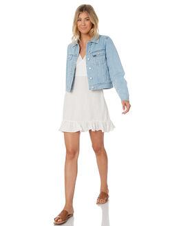DESTINY WOMENS CLOTHING LEE JACKETS - L-656820-MJ1