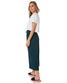 EVERGREEN WOMENS CLOTHING VOLCOM PANTS - B1112075EVR