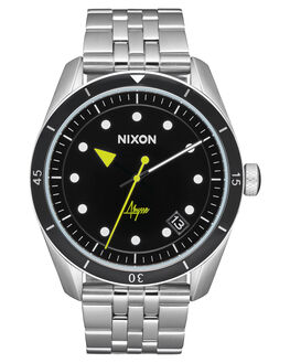 BLACK ABYSSE WOMENS ACCESSORIES NIXON WATCHES - A1237-2971-00BLKAB