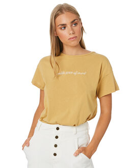 SEAWEED WOMENS CLOTHING RHYTHM TEES - JUL19W-PT04SEAW