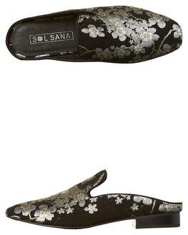 FLORAL WOMENS FOOTWEAR SOL SANA FLATS - SS172W358FLO