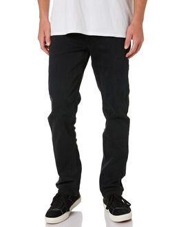 SALT BLACK MENS CLOTHING RIP CURL JEANS - CDEDB19423