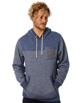 NAVY MARLE MENS CLOTHING RIP CURL JUMPERS - CFEOO13277