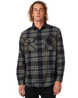 TRUE BLACK MENS CLOTHING BURTON SHIRTS - 140531001