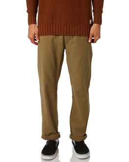 OLIVE MENS CLOTHING RHYTHM PANTS - APR19M-PA04-OLI