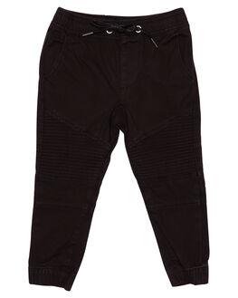 BLACK KIDS TODDLER BOYS ST GOLIATH PANTS - 2891016BLK
