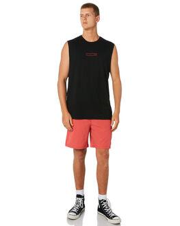 CHRYSANTHEMUM MENS CLOTHING RUSTY BOARDSHORTS - BSM1149CRH