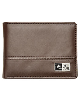 BROWN MENS ACCESSORIES RIP CURL WALLETS - BWUGS30009