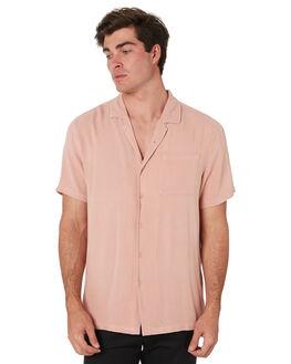 PEACH MENS CLOTHING NO NEWS SHIRTS - N5201166PEACH