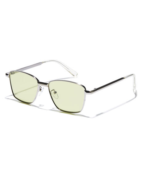 BRUSHES SILVER MENS ACCESSORIES LE SPECS SUNGLASSES - LSP1902056BSIL