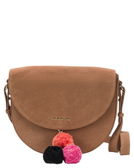 TERRACOTTA WOMENS ACCESSORIES THE WOLF GANG HANDBAGS - TWGSAD001TETERR