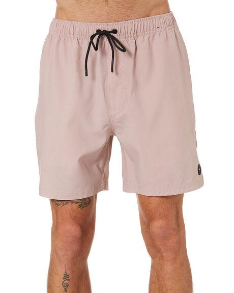 POWDER PURPLE MENS CLOTHING RUSTY BOARDSHORTS - BSM1520PWP