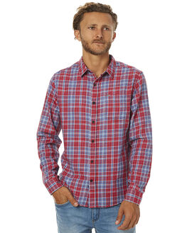 GYM RED MENS CLOTHING HURLEY SHIRTS - MVS0004080