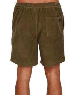 CADET GREEN MENS CLOTHING RVCA SHORTS - R181315CADGR