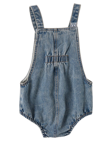 DENIM KIDS GIRLS ANIMAL CRACKERS DRESSES + PLAYSUITS - 3480026DEN