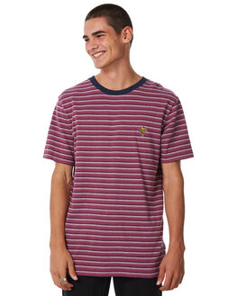 PLUM OUTLET MENS INSIGHT TEES - 5000002660PLUM