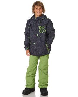 FOREST GREEN BOARDSPORTS SNOW RIP CURL KIDS - SKJAS40056