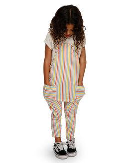 ANTIQUE WHITE KIDS GIRLS BILLABONG DRESSES + PLAYSUITS - BB-5591504-A75