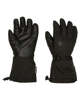 TNF BLACK HEATHER BOARDSPORTS SNOW THE NORTH FACE GLOVES - NF0A3M3BKS7