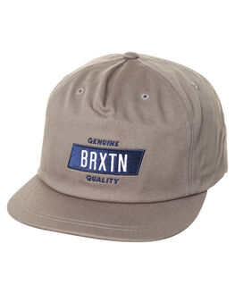 GREY MENS ACCESSORIES BRIXTON HEADWEAR - 00691GRY