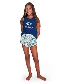 WHITE KIDS GIRLS BILLABONG SHORTS + SKIRTS - BB-5592272-WHT