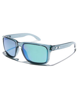CRYSTAL BLACK PRIZM MENS ACCESSORIES OAKLEY SUNGLASSES - 0OO9417-1459