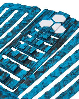 BLUE CAMO BOARDSPORTS SURF CHANNEL ISLANDS TAILPADS - 16395100318BLUCA