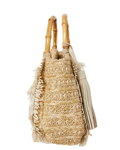 NATURAL WOMENS ACCESSORIES TIGERLILY BAGS + BACKPACKS - T405824NAT
