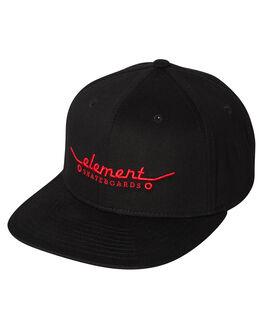 BLACK KIDS BOYS ELEMENT HEADWEAR - 384605ABLK