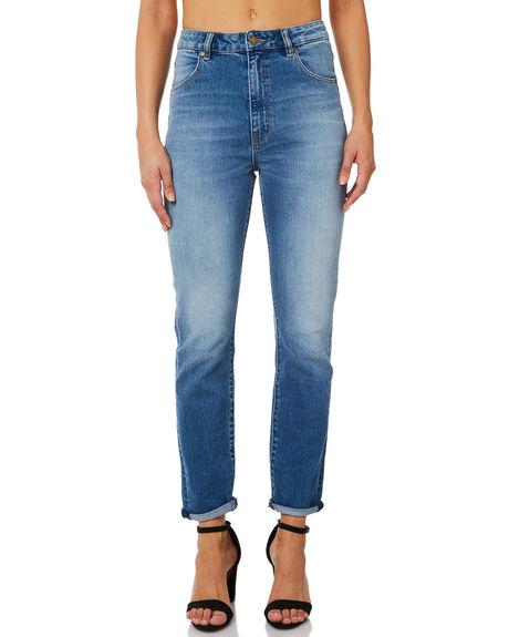 KAREN BLUE WOMENS CLOTHING ROLLAS JEANS - 12765-3982