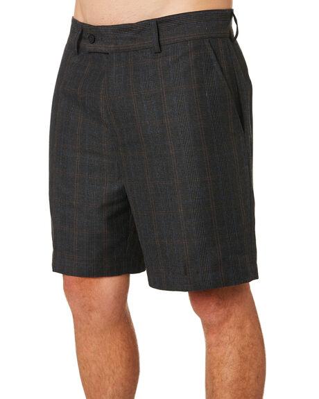 CHARCOAL MENS CLOTHING INSIGHT SHORTS - 5000003354CHA