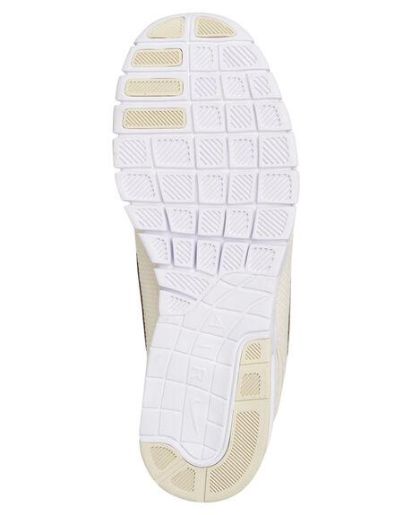 LIGHT CREAM WOMENS FOOTWEAR NIKE SNEAKERS - SS631303-202W