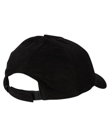 BLACK KIDS BOYS RUSTY HEADWEAR - HCR0181BLK