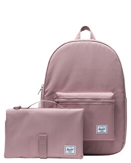 ASH ROSE WOMENS ACCESSORIES HERSCHEL SUPPLY CO BAGS + BACKPACKS - 10444-02077-OSASHRS