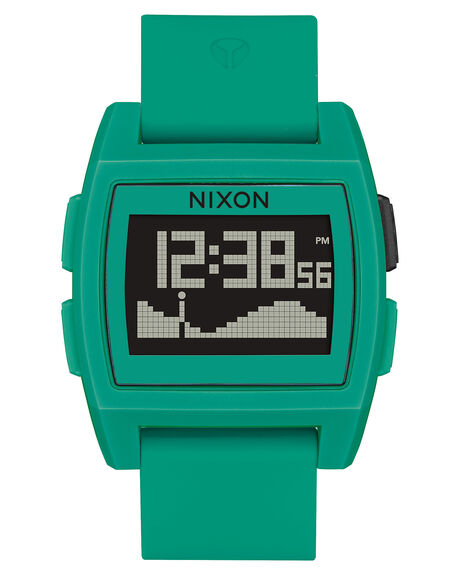 GREEN RESIN WOMENS ACCESSORIES NIXON WATCHES - A11042538