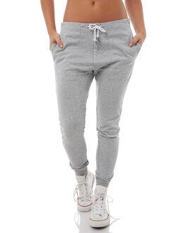 GREY MARLE WOMENS CLOTHING RUSTY PANTS - PAL1041GMA