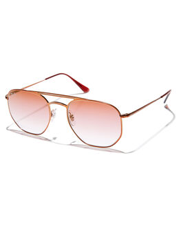 DEMI GLOSS COPPER MENS ACCESSORIES RAY-BAN SUNGLASSES - 0RB3609DGCOP
