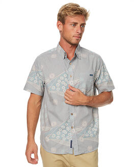 GREY MENS CLOTHING DEPACTUS SHIRTS - AM050007GRY