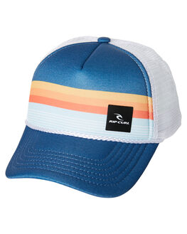 BLUE KIDS TODDLER BOYS RIP CURL HEADWEAR - OCAOF10070