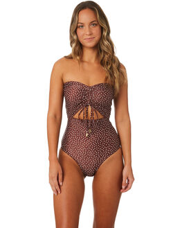 FRECKLE WOMENS SWIMWEAR PEONY SWIMWEAR ONE PIECES - RE18-20-FRE