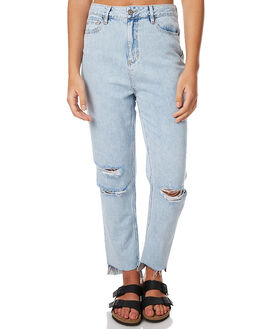 REALITY BLUE WOMENS CLOTHING LEE JEANS - L-655888-BG6REA