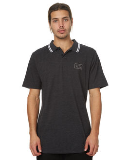 BLACK MENS CLOTHING BILLABONG SHIRTS - 9571142BLK