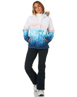 BRIGHT WHITE SNOW BOARDSPORTS SNOW ROXY WOMENS - ERJTJ03184WBB7