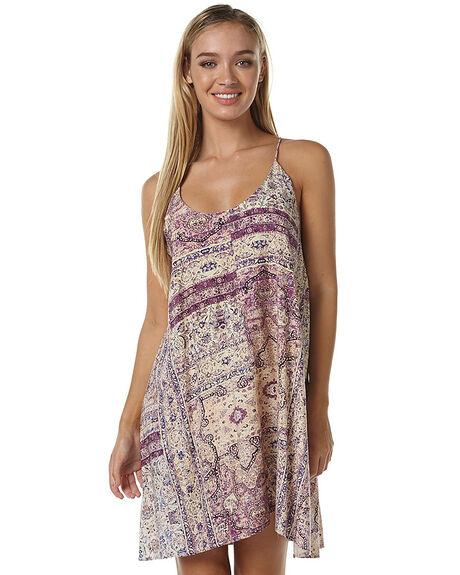 ORCHID HAZE WOMENS CLOTHING BILLABONG DRESSES - 6562485ORCHA