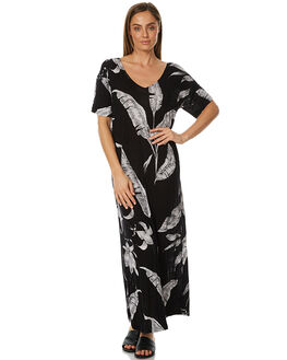 ANTHRACITE LOVE WOMENS CLOTHING ROXY DRESSES - ERJX603084ANTHR