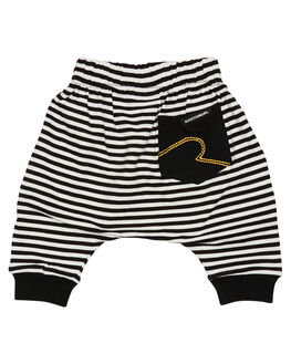 STRIPE KIDS BABY ROCK YOUR BABY CLOTHING - BBP205-SCSTRI