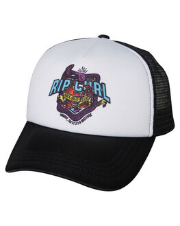 BLACK KIDS BOYS RIP CURL HEADWEAR - KCAPX10090