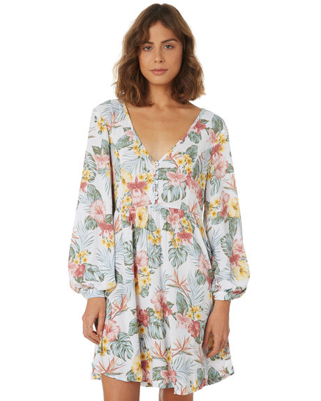 FLORAL WOMENS CLOTHING SWELL DRESSES - S8184449FLORL